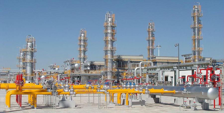 Petroleum Refining oilfield valve