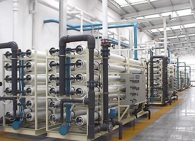 Desalination butterfly valve