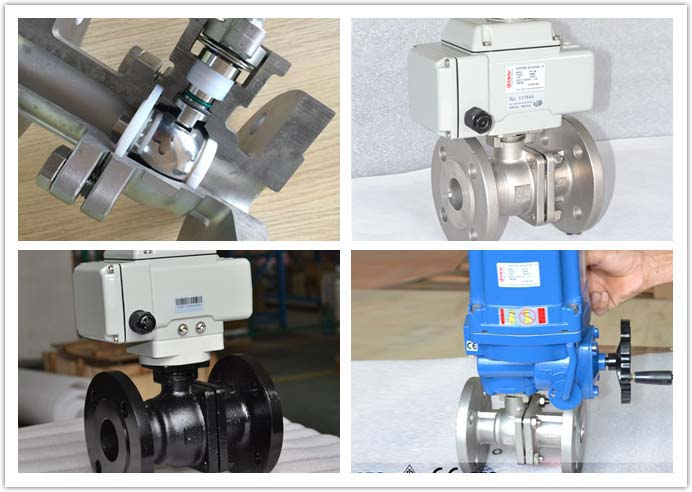 Electric ball valve application-6