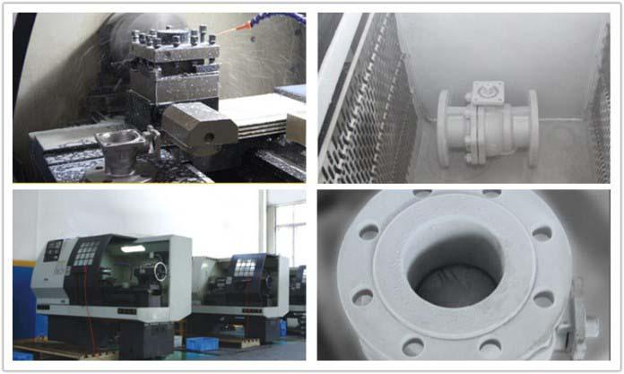 Electric ball valve application2
