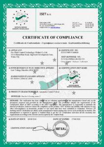 butterfly-valve-certificate-ce-1