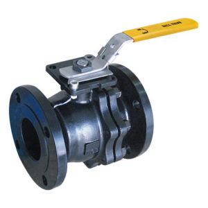 2-PC ball valve JIS series