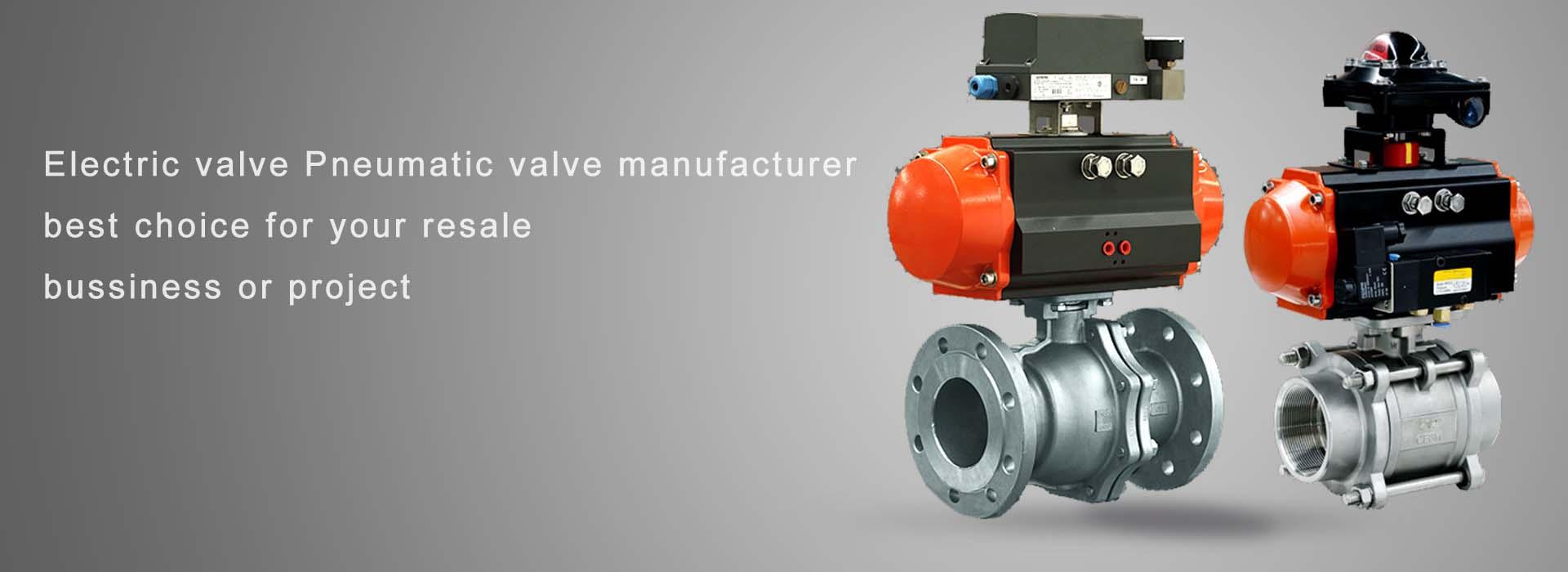 automatic ball valve