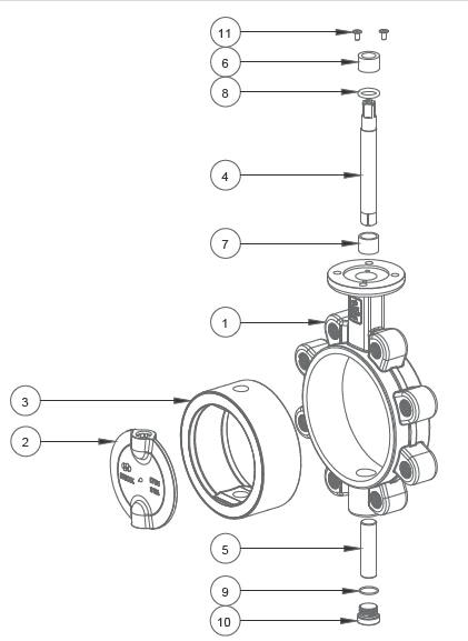 lug-butterfly-valve