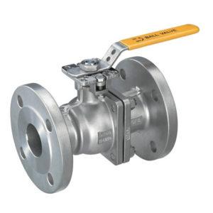 2-PC ball valve JIS series