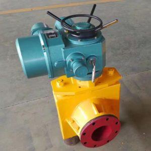 electril pinch valve