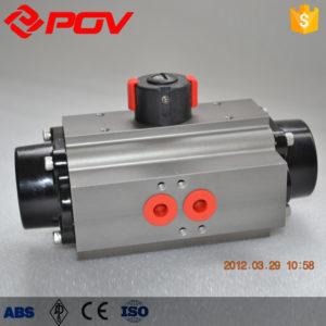 double/single acting pneumatic actuator with MUMUR standard