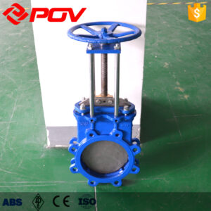 How to Protect and repair manual knife gate valve